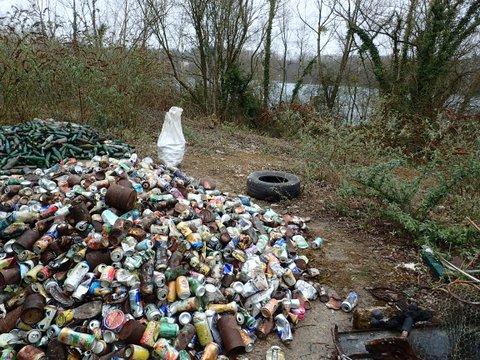 Beaumont nettoyage CNV Plongée Essonne 91