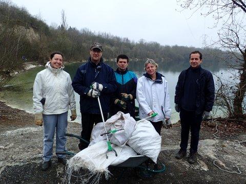 CNV Plongée nettoyage Beaumont