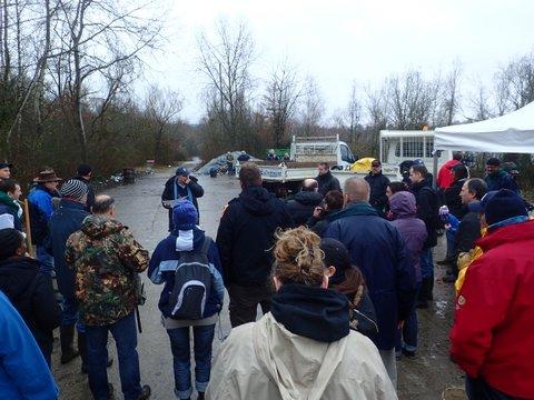 Nettoyage à Beaumont sur Oise - CNV Plongée Essonne 91