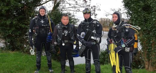 premières plongées 2016